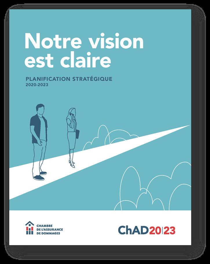 brochure de la planification stratégique 2020-2023